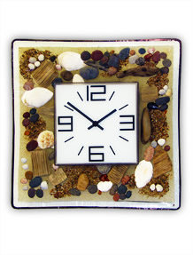 Beach Wall Clock No. 6521