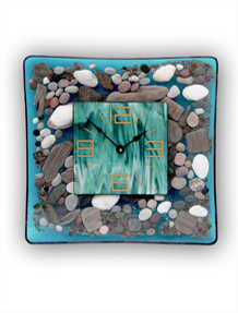 Beach Wall Clock No. 6522