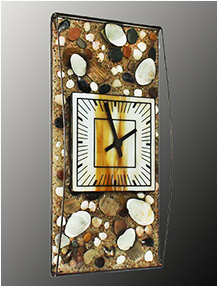 Beach Wall Clock No. 6631