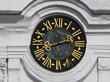 St. Peter and Pavel Church Clock