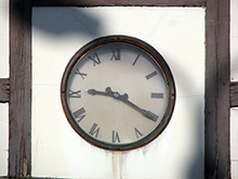 Clock Miera Str. 65