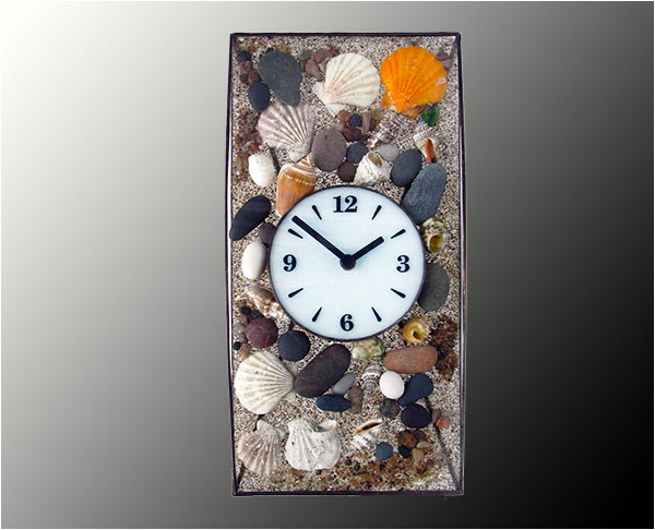 Beach Wall Clock  Nr. 6630