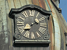 St. Peter's Church Clock