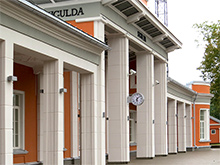 Sigulda, Railroad Station